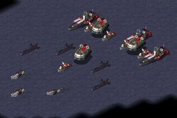 YR Soviet M05 Start