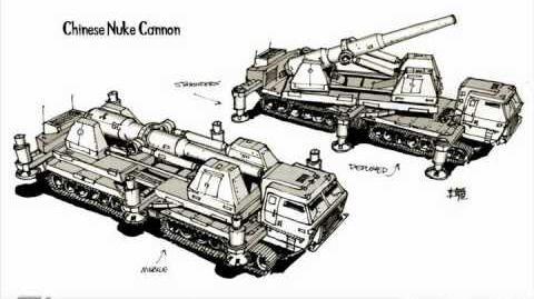 C&C Generals — Nuke Cannon Audio