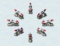 RA2 V3 Rocket Launcher