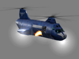 Transport helicopter (Renegade 2)