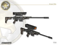 CNCR Old Sniper Rifle