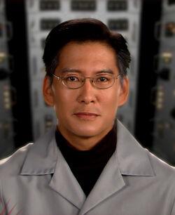 Dr. Shinji Shimada