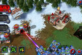 Альянс атакует советскую базу возле реки Дунай