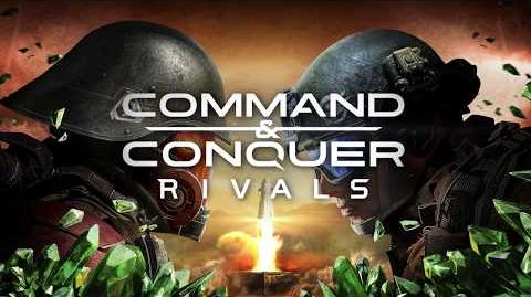 Command and Conquer Rivals – Official Gameplay Overview