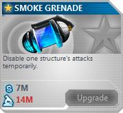 TA Upgrade Smoke Grenade