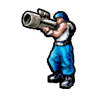 RAM Sprite A Javelin