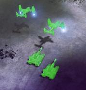 TT Shield Units