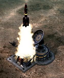 CNCKW Radar jamming missile