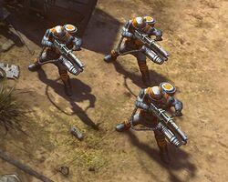 EU Railgun Squad 01