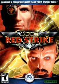 Red Strike Cover
