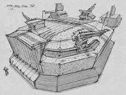 CNCTW Hovercraft Concept Art 3