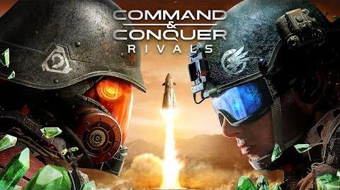 Command and Conquer Rivals NEW Command & Conquer game 2018 ANNOUNCED!