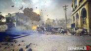 Generals 2 Technical Explosion