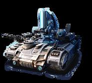 RAOL Prism Tank