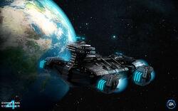 CNC4 GST In Space