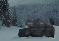 Mammoth Tank Snowfield