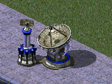 Spy satellite (Red Alert 2)