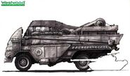 CNCRA2 Soviet (later Allied) MCV concept 1