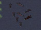 Typhoon attack submarine