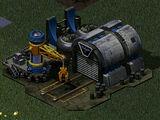 Allied construction yard (Red Alert 2)