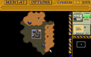 Dune II with interface