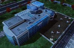 FutureTech HQ
