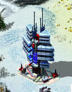RA2 Soviet Battle Lab alpha appearance