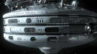 Command & Conquer 3 Tiberium Wars - GDSS Philadelphia Explosion Trailer