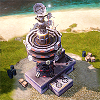 RA3 Observation Post