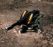 KW Railgun Guardian