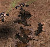KW Titan Mk I Wreckages