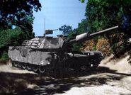 Medium Tank 1950