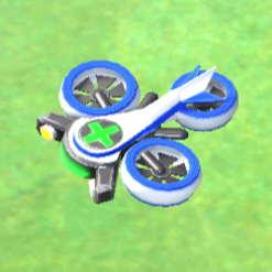 CNCRiv Repair Drone stand