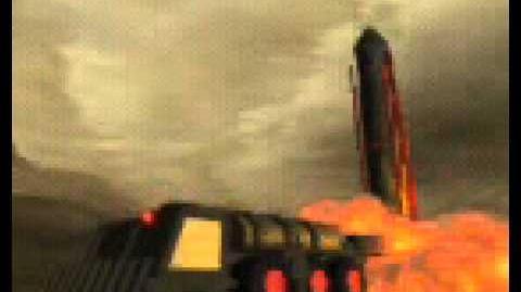 C&C Tiberian Sun - ICBM Launch