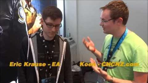 CommandCOM 2013 - Eric Krause C&C Community Manager Interview
