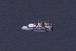 RA2 Vladimir Dreadnought Ingame