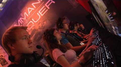 Command & Conquer™ -- Gamescom 2013 Behind the Scenes