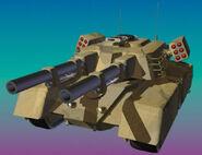 TD Mammoth Tank Render