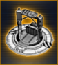 Refueling station icon