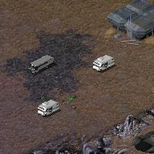 Recreational Vehicle in game