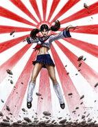 Yuriko Omega Poster