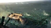 Добыча Тибериума в Желтой Зоне