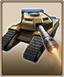 CNCRiv Predator Tank