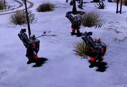 RA3 Flak Troopers