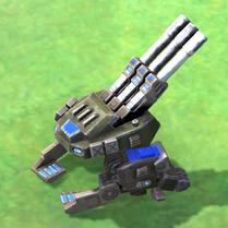 CNCRiv Juggernaut rear
