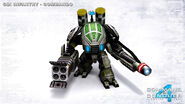 CNCTT GDI Commando render