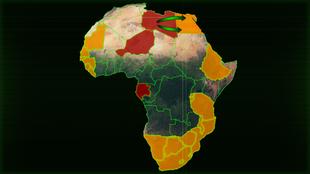 Allegiances Africa