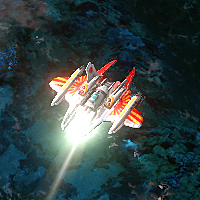 Sea-Wing upgrade with Fortified Fleet