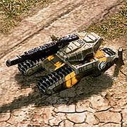 CNCTW Predator Tank Upgrade