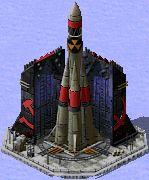 Nuclear Missile Silo (RA2; Active)